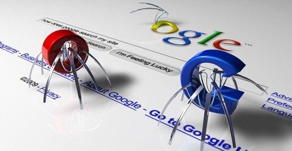 Google pajki