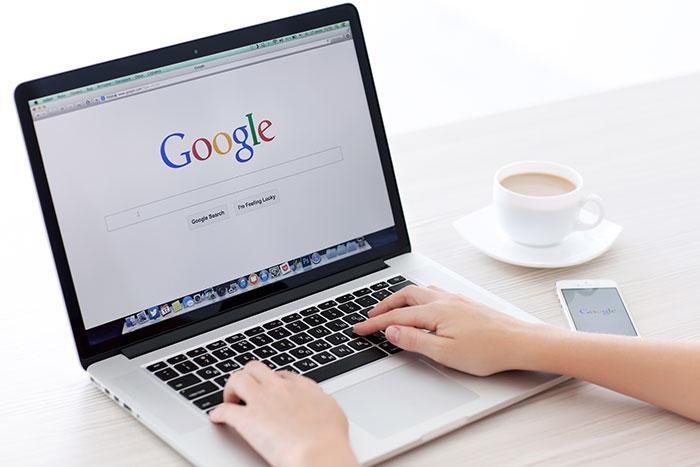 Uvrstitev spletne trgovine v iskalniku