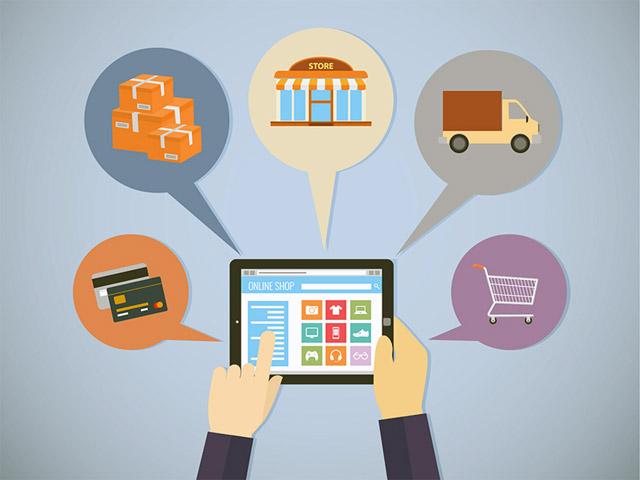 Elementi spletne trgovine